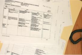 各種報告書の作成